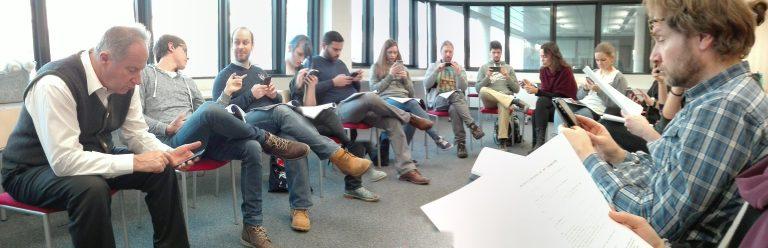 Workshop Kurzvideos mit dem Smartphone drehen im Februar
