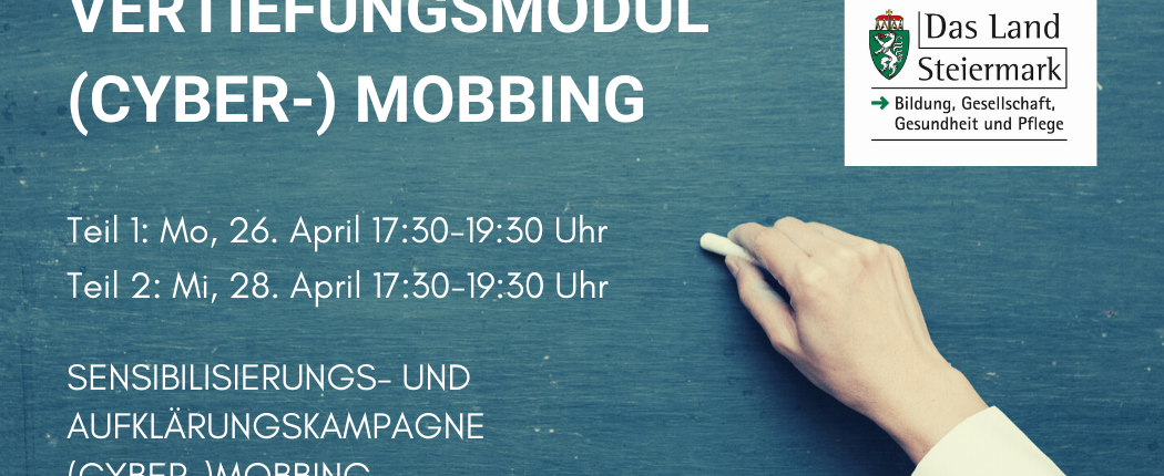 Vertiefungsmodul (Cyber-)Mobbing